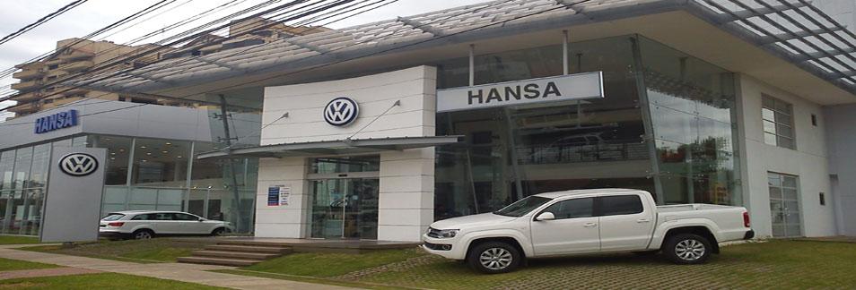 HANSA > Contactos